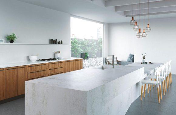 Dekton Küchen Arbeitsplatte