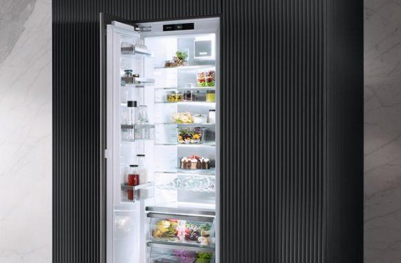 Die neuen Küchentrends 2021 von Häcker Kühlschrank von Miele