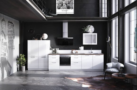 Klassik Küche Loft