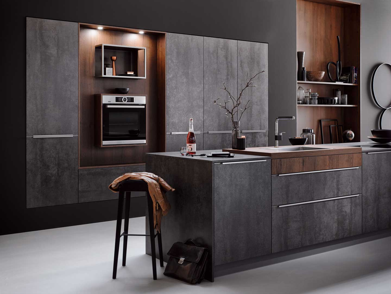 Häcker Designküche