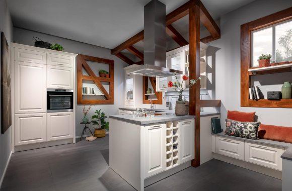 Landhaus Küche Koje Magnolie
