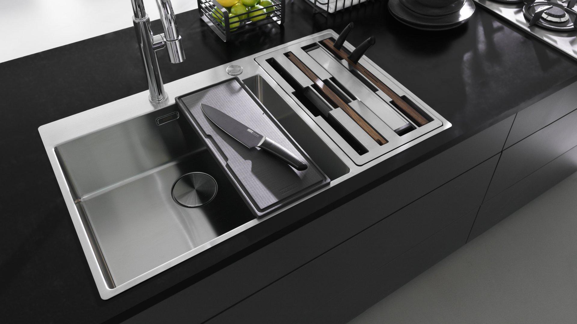 Spülen und Armaturen aus hochwertigen Materialien für Ihre Küche in Kärnten
