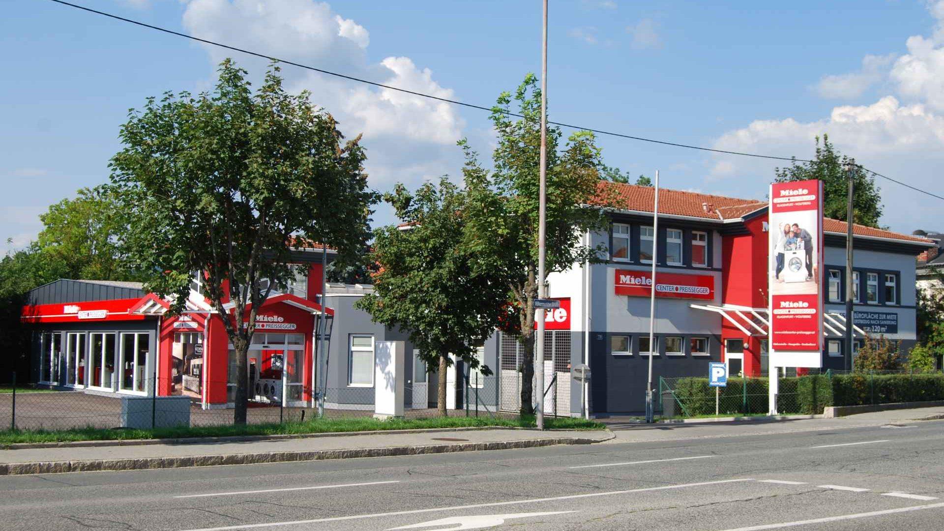 Miele Center Küchenwelt Preissegger in Wolfsberg und Klagenfurt in Kärnten